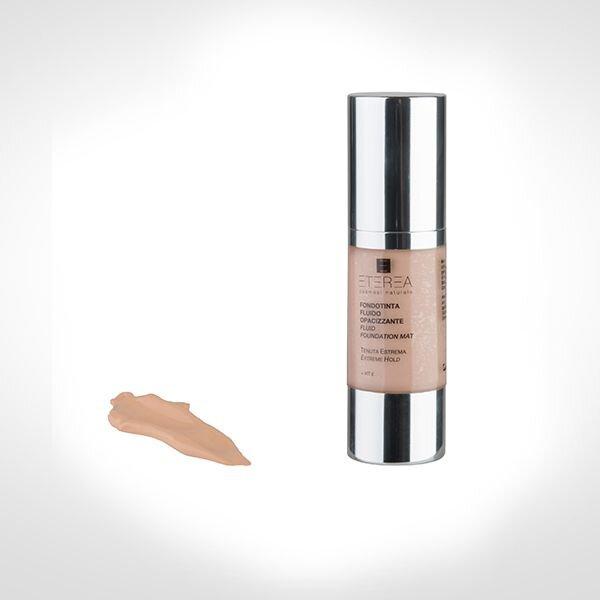 BIO Matující tekutý make-up odstín 1