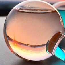 DAMIBIO Ice Globes Heřmánková květinová voda detail